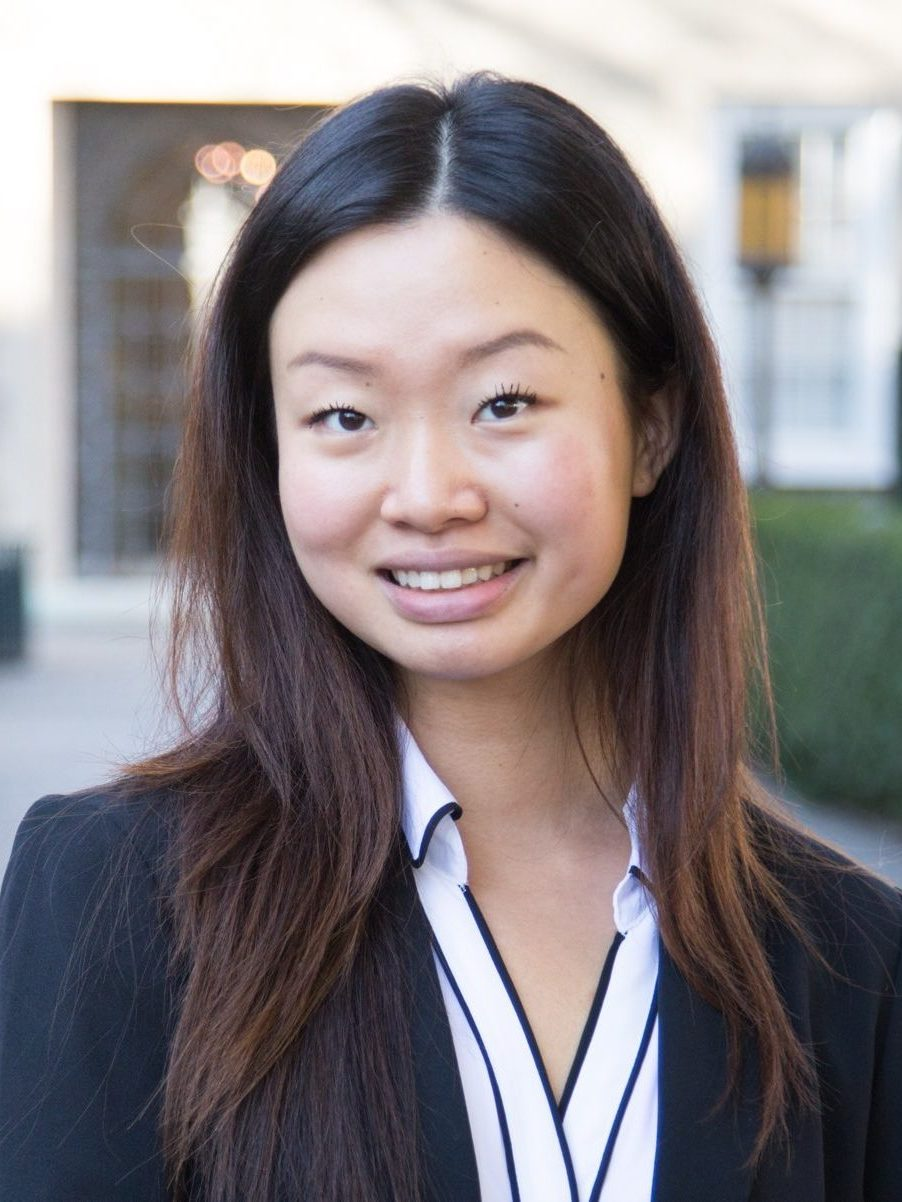 The Manager of Market Research at the FBDC is Qi Di Zheng. Learn more about her here!